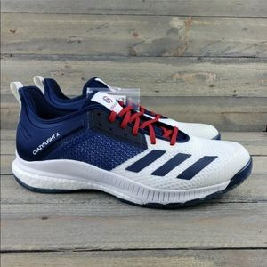 NWT Adidas CrazyFlight X3 USA Volleyball Boost
